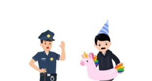 Level 140 - Why has the police officer arrested this criminal?
