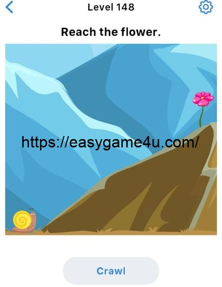 Level 148 - Reach the flower