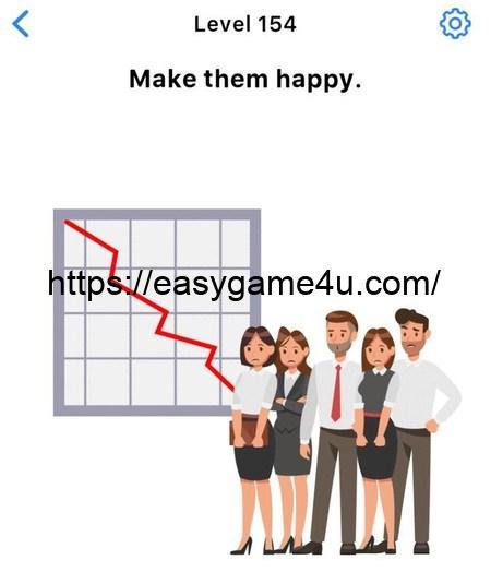 Level 154 - Make them happy