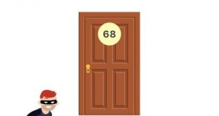 Level 231 - Don't let the burglar rob your house!