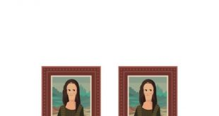 Level 236 - Which of the paintings is fake ?