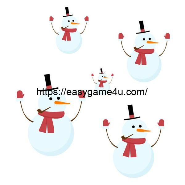 Level 5 - Select the largest snowman